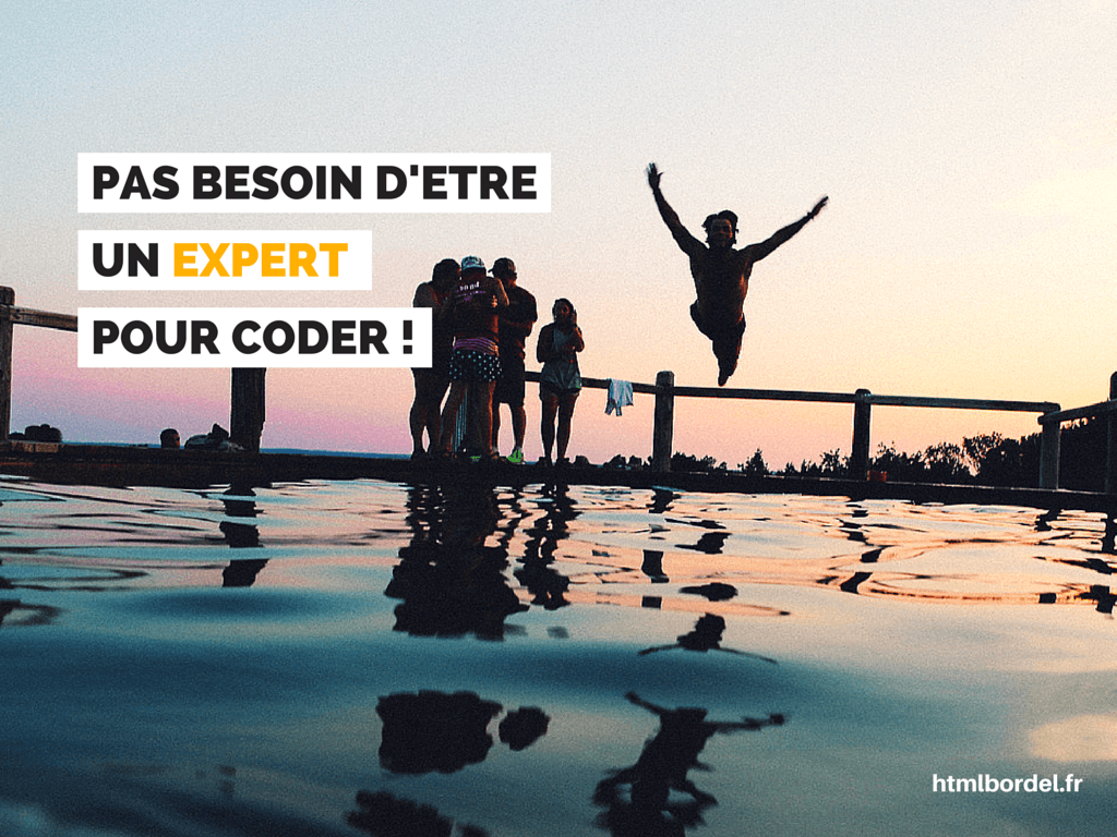 Tout le monde peut apprendre à coder !