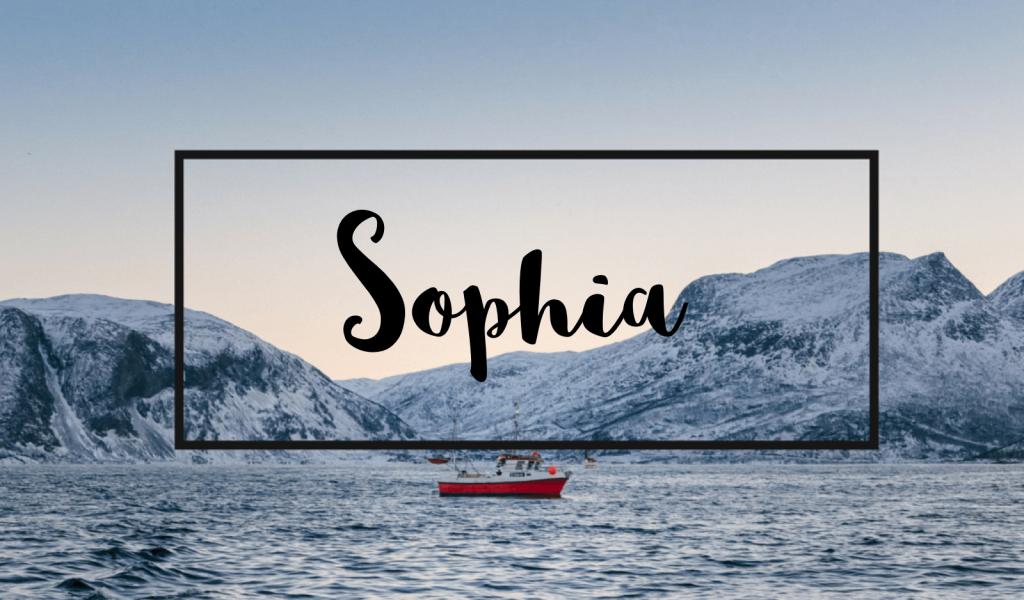 typographie-design-feminine-sophia