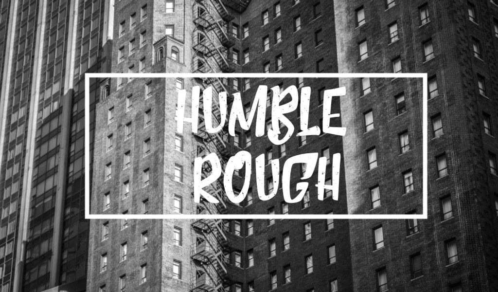 typographie-urbaine-telecharger-humble-rough